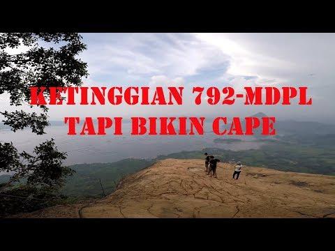 Puncak Gunung Lembu Purwakarta Untuk Pemula Youtube