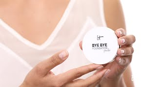 Bye Bye Foundation Powder | IT Cosmetics