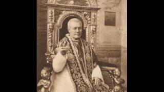 Pope St. Pius X- Pope of the Blessed Sacrament.