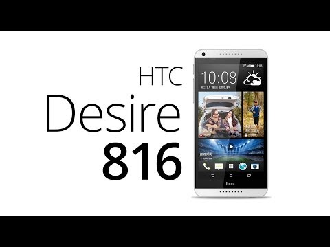 HTC Desire 816 (recenze)