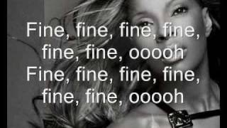 Mary J Blige- just fine [+lyrics]