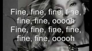 Mary J Blige- just fine [+lyrics]