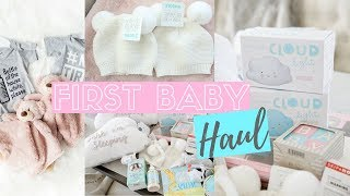FIRST BABY HAUL, LISTENING TO OUR TWINS HEARTBEATS AND NUSERY PLANS!💕SLMissGlamVlogs🤰🏼💕