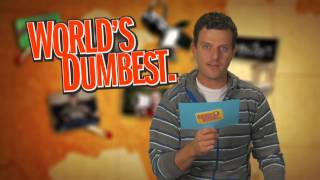 """The Cast of truTV's """"World's Dumbest..."""" Answer YOUR Questions!"""