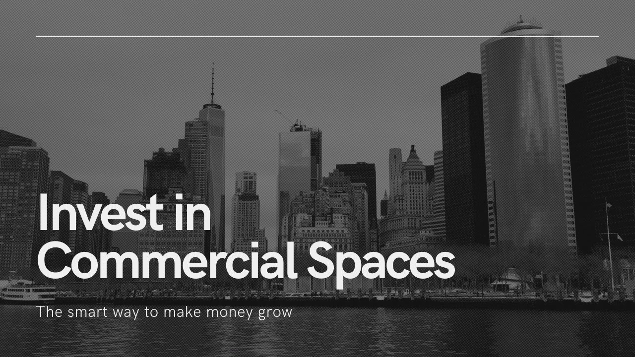 Commercial space for rent | Page Properties