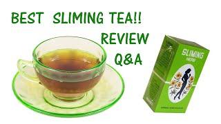 SLIMMING TEA Q&A