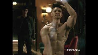 Magnus Bane Scenes Season 2 Episode 1 (3/4)