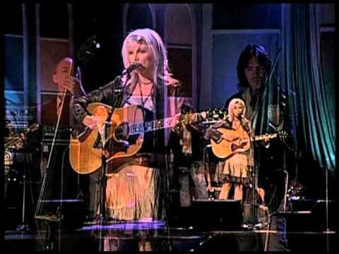 Emmylou Harris performs Guy Clark's Old Friends at 2005 Americana Honors & Awards