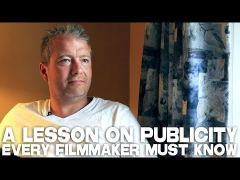 A Lesson On Publicity Every Filmmaker Must Know by Alexis Kirke
