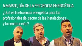 ¿Qué es la eficiencia energética para el sector de la climatización y la refrigeración?