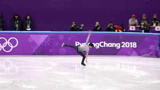 Vincent Zhou Short program(SP) 4K 180216 Pyeongchang 2018 Figure Skating Men Single