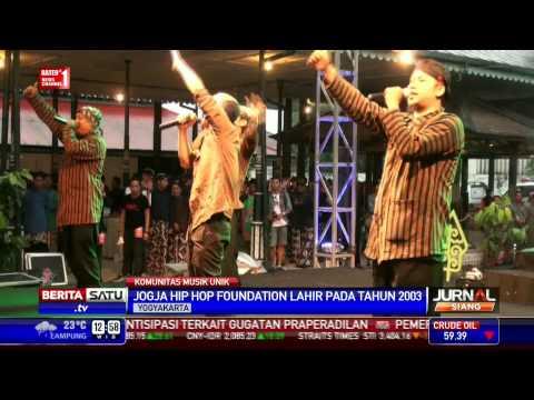 Jogja Hip Hop Foundation, Perpaduan Barat dan Jawa