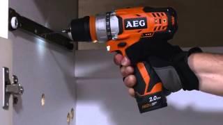 AEG BSS 12C - аккумуляторный импульсный гайковёрт(Сверхкомпактный импульсный гайковёрт размером всего 163 мм. Купить в интернет-маркете Джоуль: http://joule.com.ua/shop/i..., 2015-11-23T15:30:47.000Z)