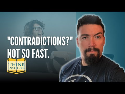 "8 Bible ""Contradictions"" in 8 Minutes"