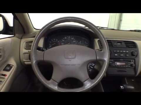 2001 Honda Accord Sedan Smart Motors Madison Wisconsin
