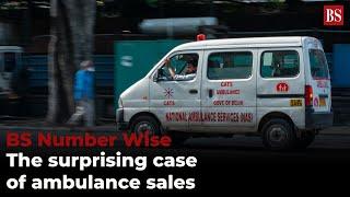 Covid impact on ambulance sales: Data & surprising takeaways