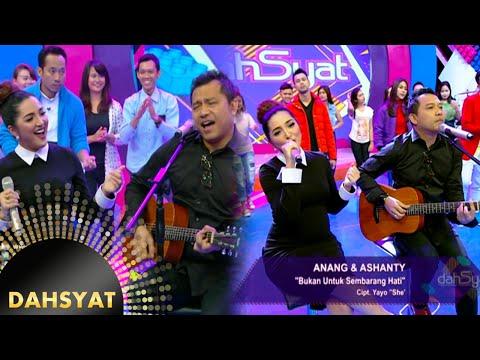 Anang & Ashanty 'Bukan Untuk Sembarang Hati' [Dahsyat] [26 Juli 2016]