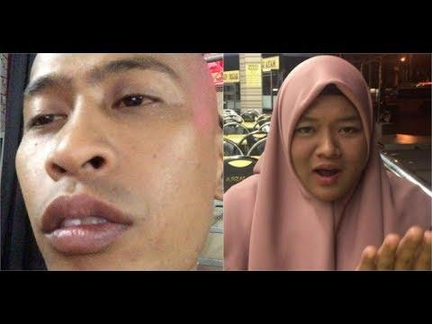 Achey Menangis, Video Isteri Tersebar
