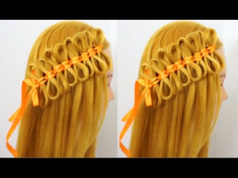NEW ❀ Hairstyles Tutorials Compilation 2017 ✔ - Giang My Thailand