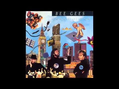 Bee Gees-High Civilization-Happy Ever After(HD)