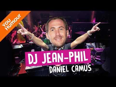 DANIEL CAMUS - DJ Jean Phil