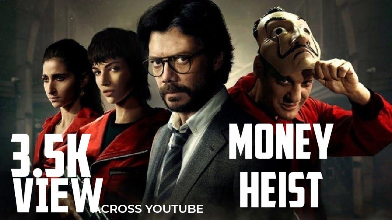 Download Money heist in tamil| season 1| episode 14| RSM Pedia