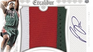 Box Busters: 2014-15 Panini Excalibur basketball cards
