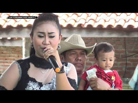 Kesandung Cinta -  Netty Alby - Susy Arzetty Live Tambak Karangsong Indramayu