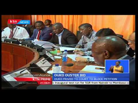 EACC Deputy Secretary maintains that it was right to recommend prosecution of Auditor General