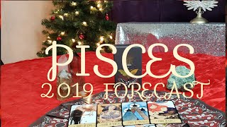 PISCES 2019 TWELVE MONTH PSYCHIC READING FORECAST