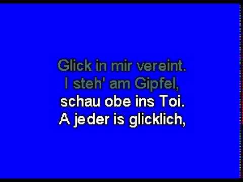 Schifoan Ambros (Karaoke-CD+G)