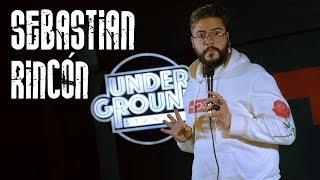 Underground Stand-Up : Cap 20 - Sebastian Rincón