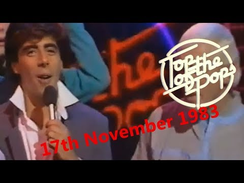 Top of the Pops Chart Rundown - 17th November 1983 (Gary Davies & Jimmy Savile)