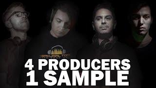4 PRODUCERS FLIP THE SAME SAMPLE ft. Soul Button, Marius Drescher, Aalson, biskuwi  Netflix Edition