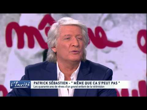 """Patrick Sébastien : """"Marre de ceux qui nous cassent les couilles"""""""