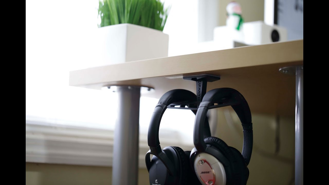 Brainwavz Truss The Dual Desk Headphone Hanger