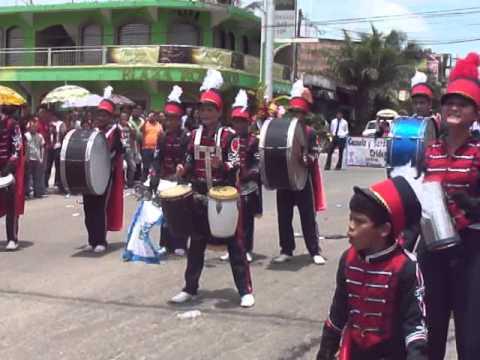 Presentacion 15 de Sept. 2013 Fiestas Patrias Ocotepeque