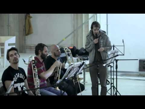 Studio for New Music Ensemble - VDNKh, Moscow, 28.09.2015