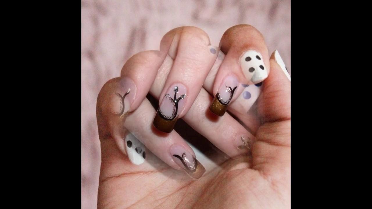Diseño de uñas decoradas fácil para niños sencillas y elegantes ...
