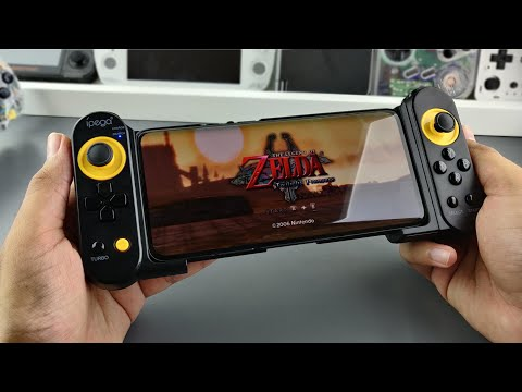 The Best Android DIY Handheld Emulation Console - Wii PS2 3ds Emulation Test