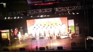 lambda chi alpha greek sing 2013 nmsu 1st place