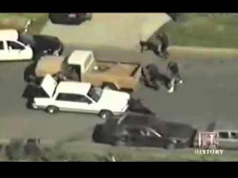 1997 North Hollywood Shootout part 4 - YouTube