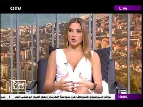 Social Pressure - Dietitian Christelle Bedrossian, OTV, Beirut-Lebanon