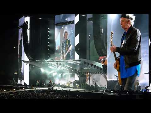 (I Can't Get No) Satisfaction - The Rolling Stones - Dublin - 2018