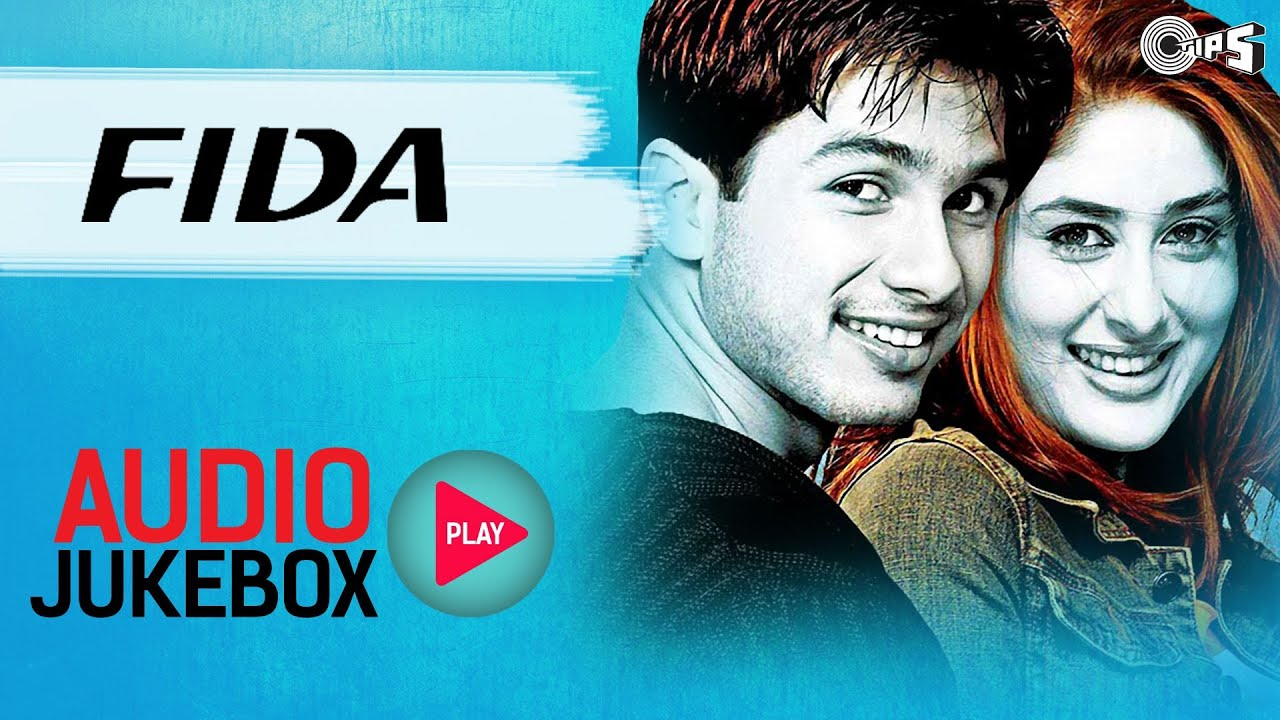 Fida Full Album Songs Audio Jukebox Shahid Kareena