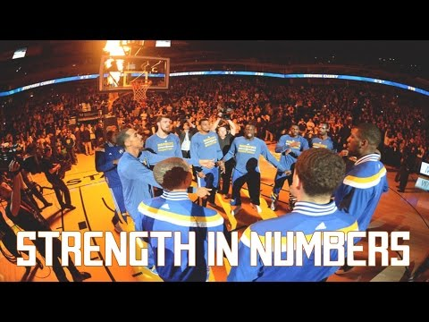 2014-15 Golden State Warriors Mix: Strength In Numbers