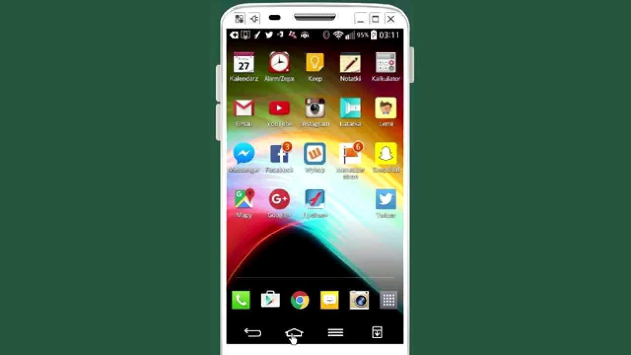 Przywracanie ustawień fabrycznych na Androidzie. Kasowanie Danych (1280x720)