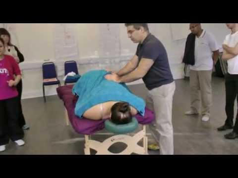 Massage Techniques: vibration, shaking and rocking