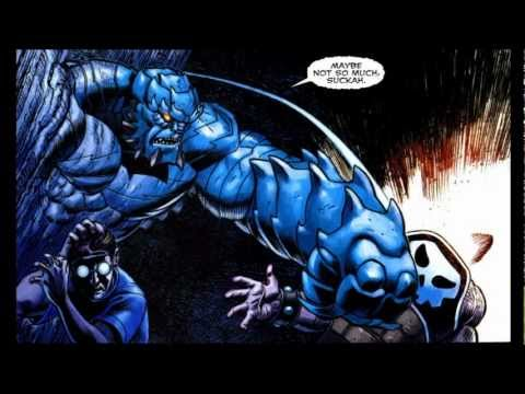 SECTION 8 FANTASY FIGHT-(Hellboy Vs A-Bomb)