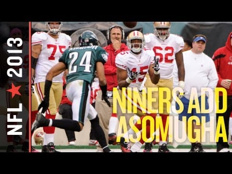 49ers sign Nnamdi Asomugha: Breaking down some of the details